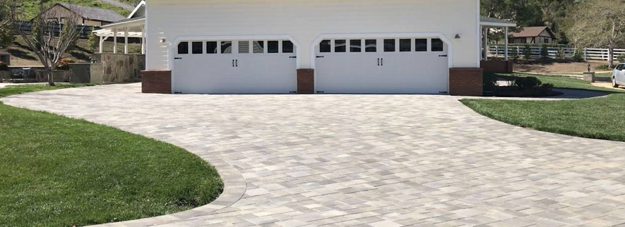 Paver Driveways in San Diego