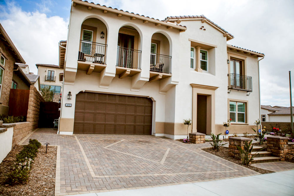pavers curb appeal