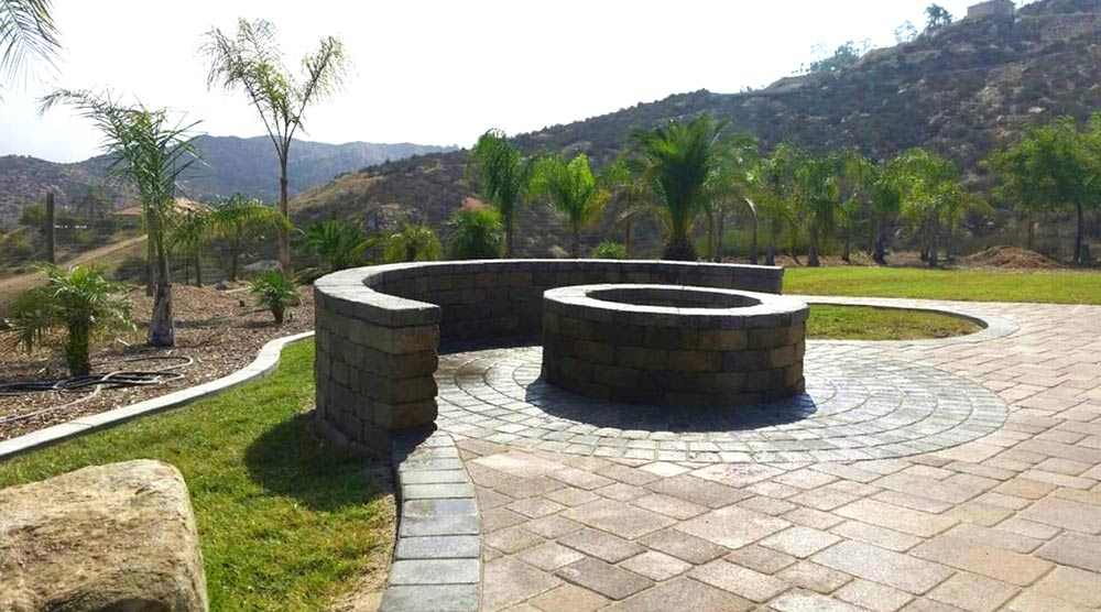 Southern California Paver Patio