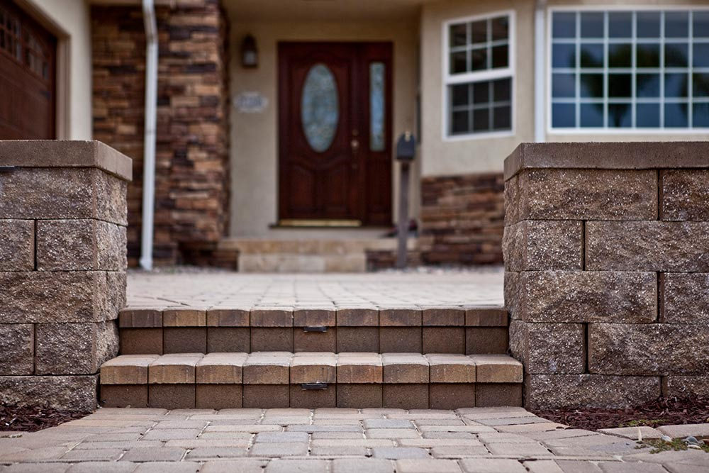 paver design ideas platforms