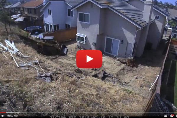 Savon Pavers in Action – 8 Week Backyard Transformation